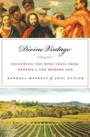 What Wine Would Jesus Drink? (a new book tells you)