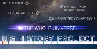 You call that a history course? THIS is a history course. (13.7 billion years in 10 lessons)