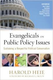 A Hope for Evangelicals and Civil Political Discourse (interview with Harold Heie)