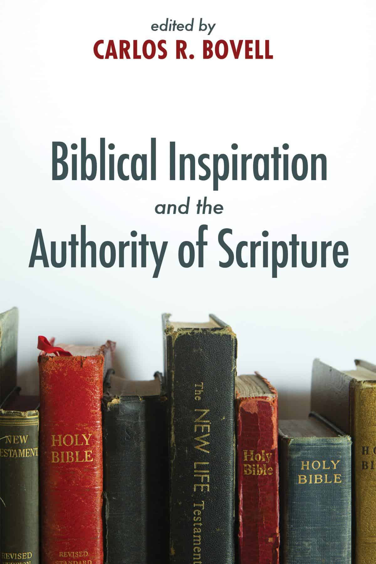 bibliology inspiration and inerrancy of the