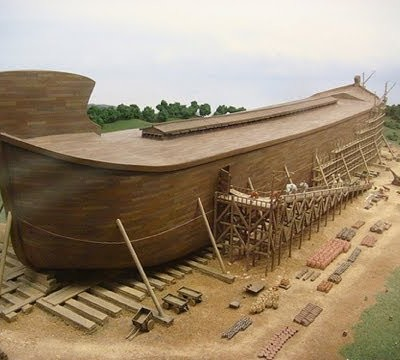 3 things to keep in mind if you don't want to screw up the Noah story